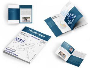 Oblikovanje E-revije Transpozon