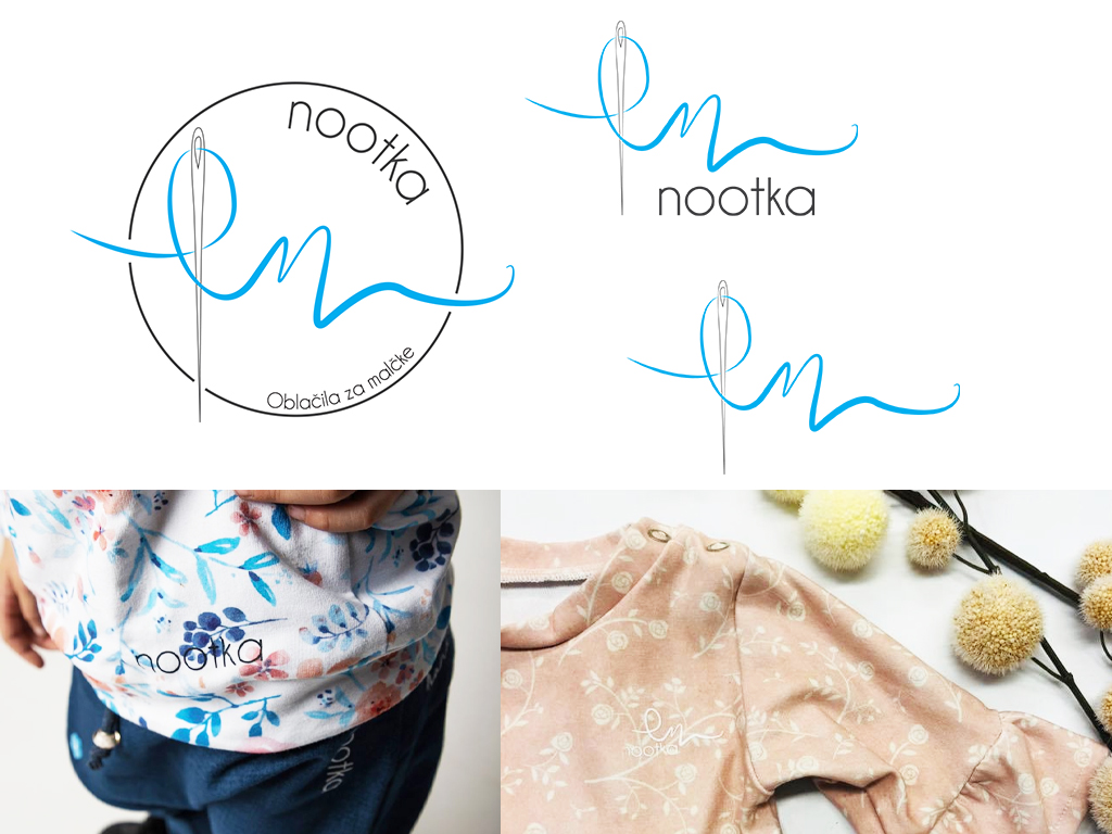 Redesign logotipa za Nootka