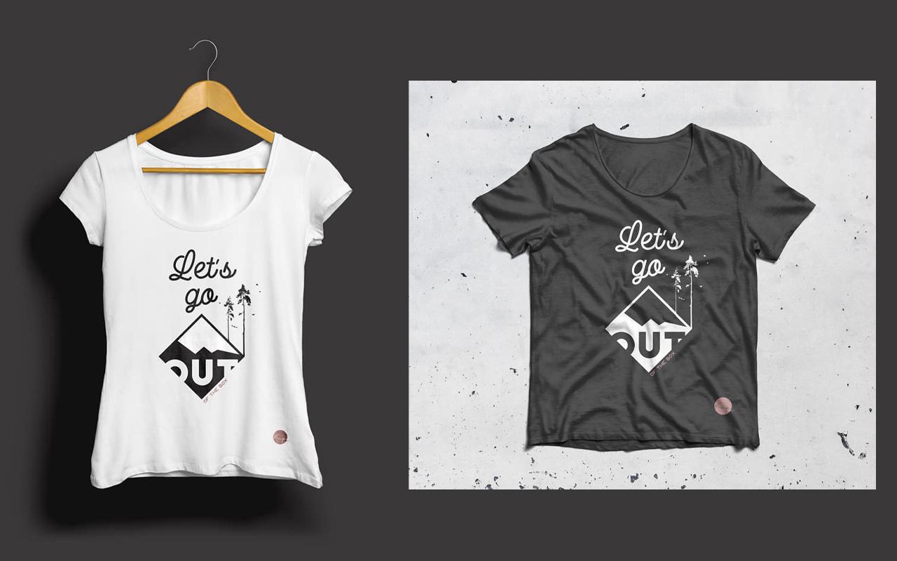 Oblikovanje grafike za majico