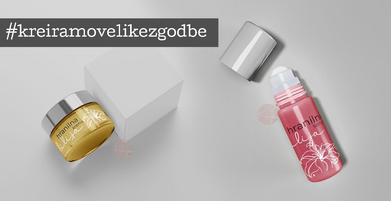 Oblikovanje embalaže za kozmetične izdelke