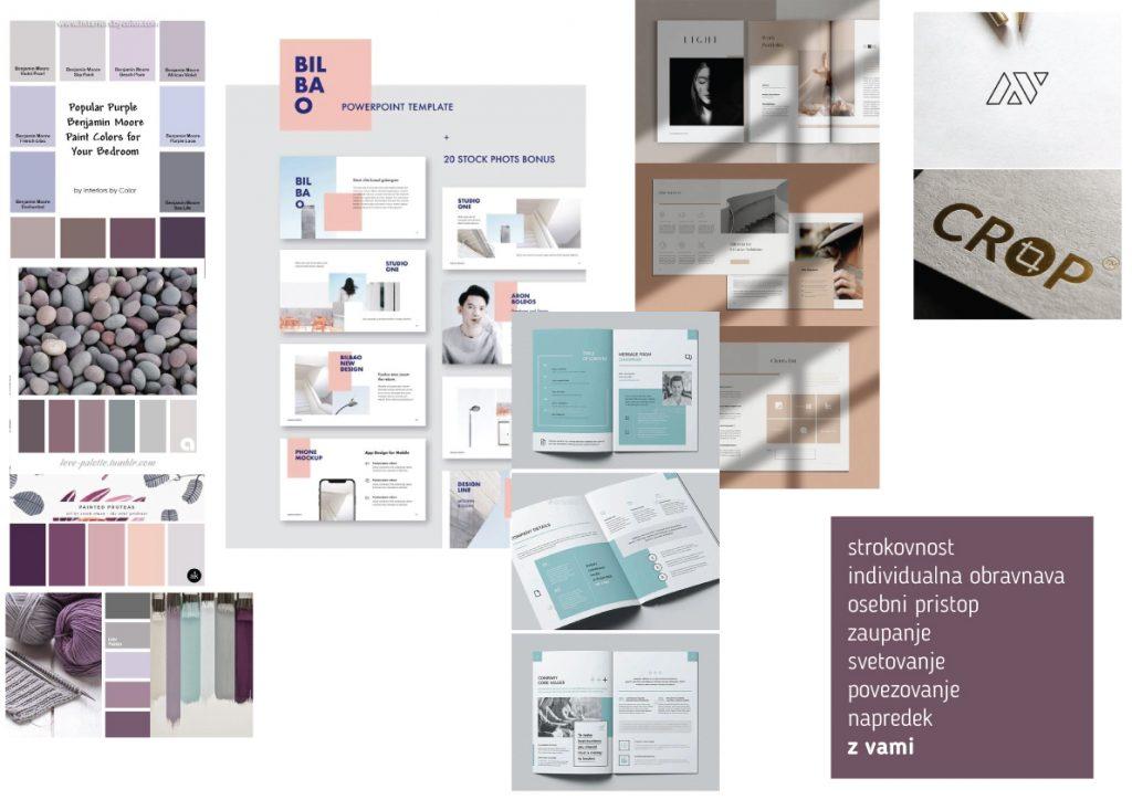 tinika tax razvoj vizualne podobe