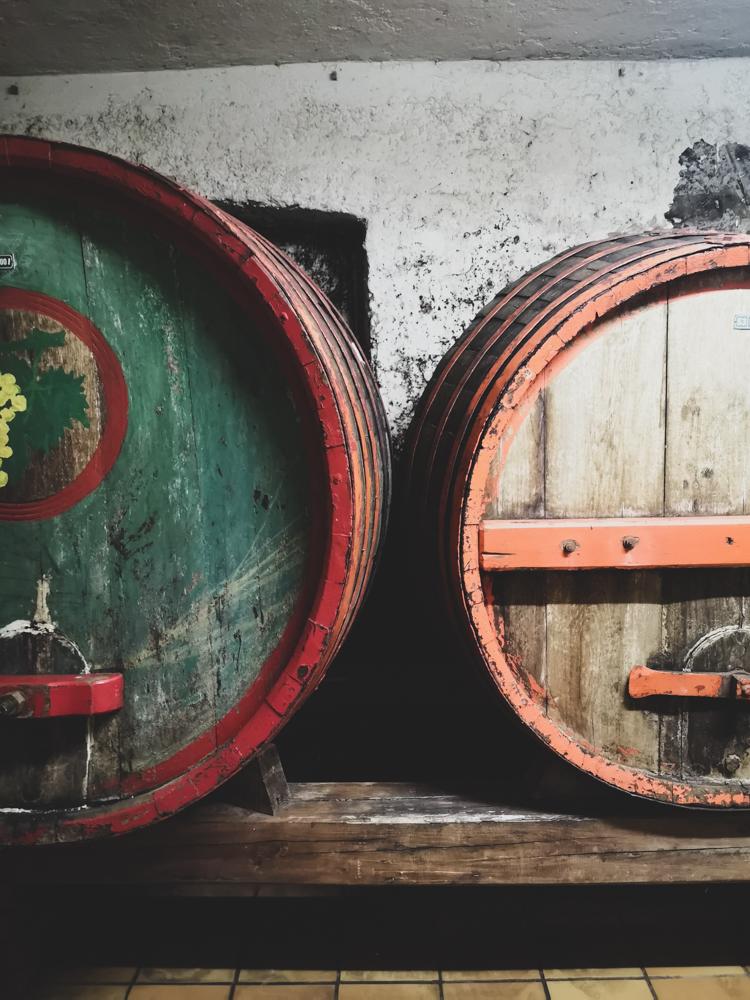 Zgodba blagovne znamke - vinska etiketa